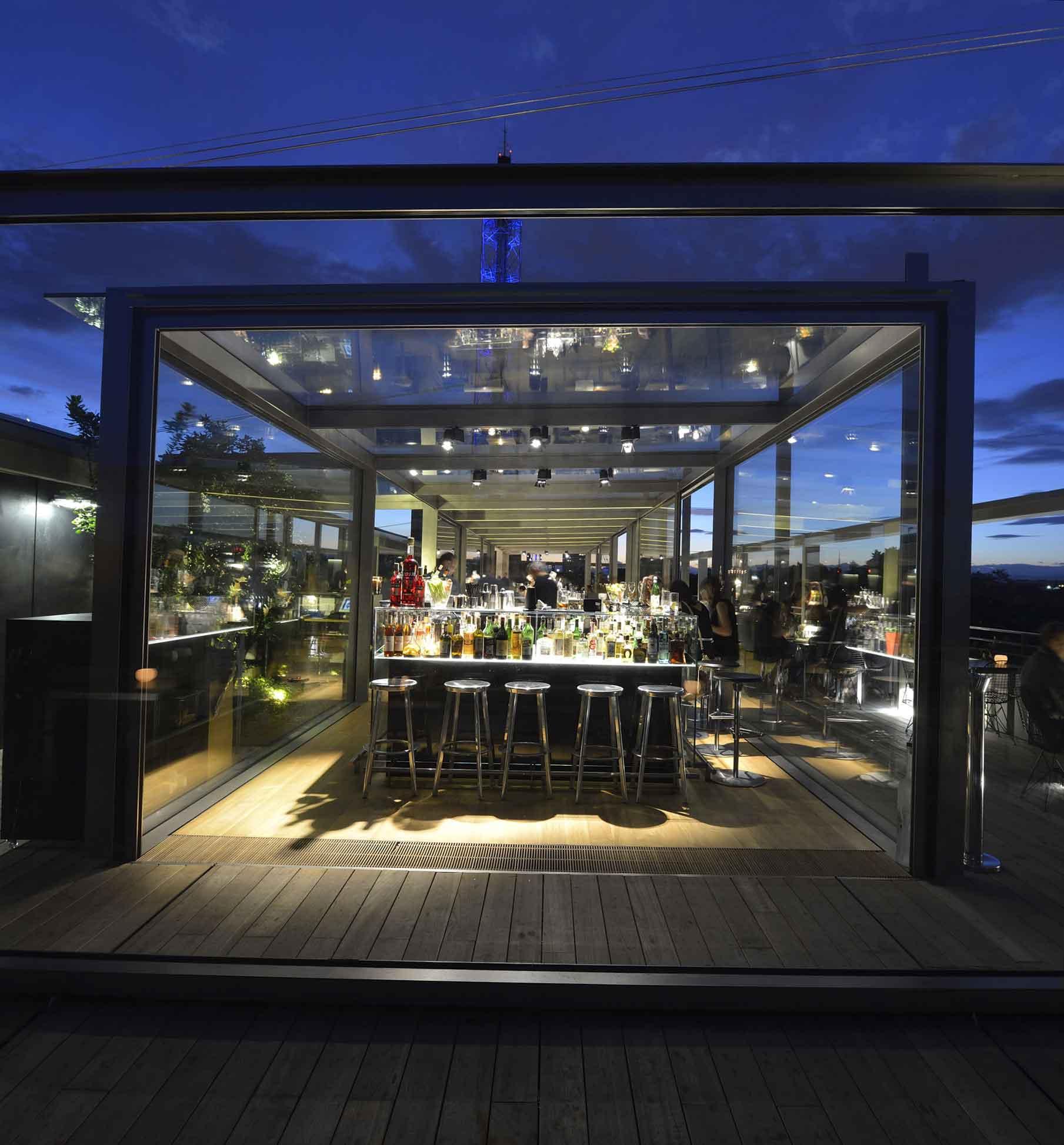 Terrazza Triennale - Osteria con vista